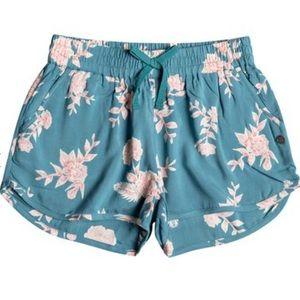 🌴 Roxy girls tropical beach shorts 🌴